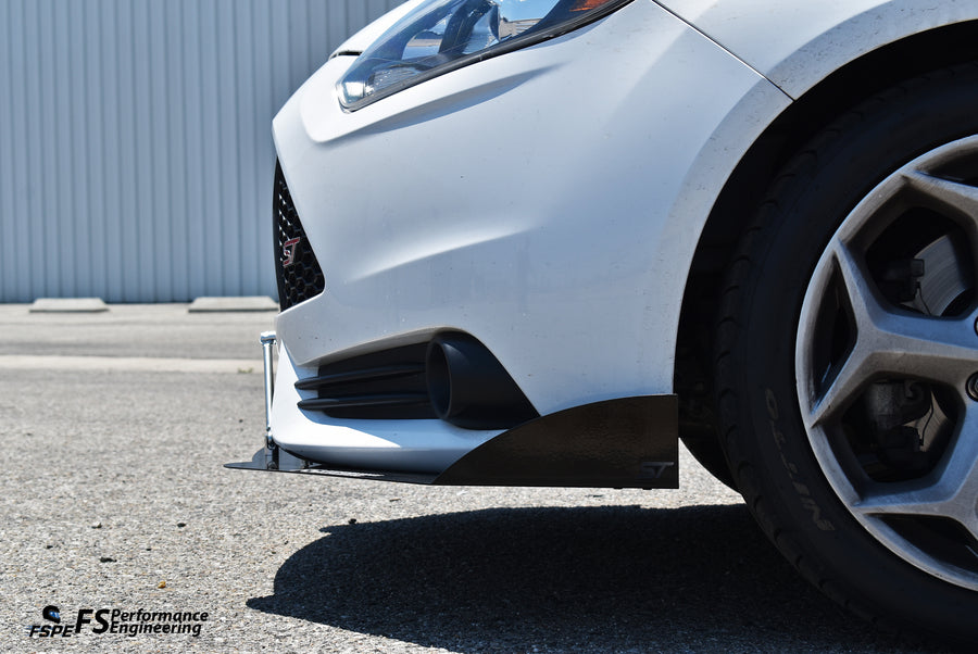 Ford Focus ST (2011-2014 pre-facelift) Front Splitter - FS Performance Engineering