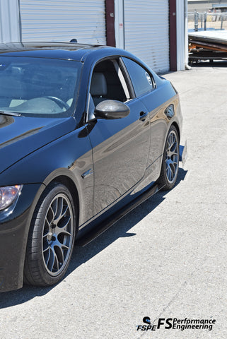 BMW 335i (E92) (2006-2012) Side Skirt Extensions - FS Performance Engineering