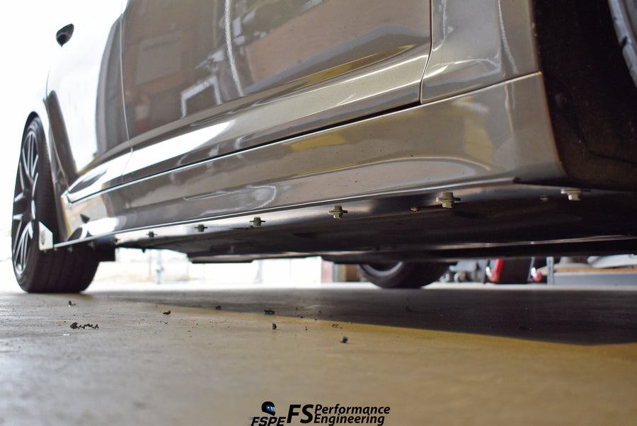Kia Optima (2011-2015) Side Skirt Extensions V1 - FS Performance Engineering