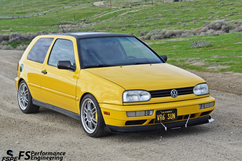 Volkswagen MK3 (1994-1998) Golf / Golf GTI Front Splitter - FS Performance Engineering
