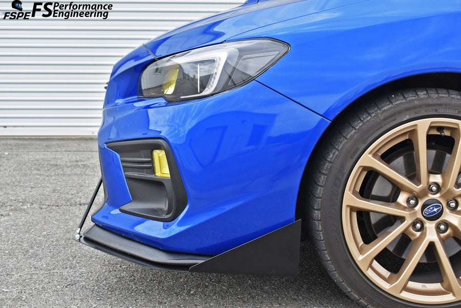 Subaru WRX (2015-2019) Front Splitter Spats - FS Performance Engineering