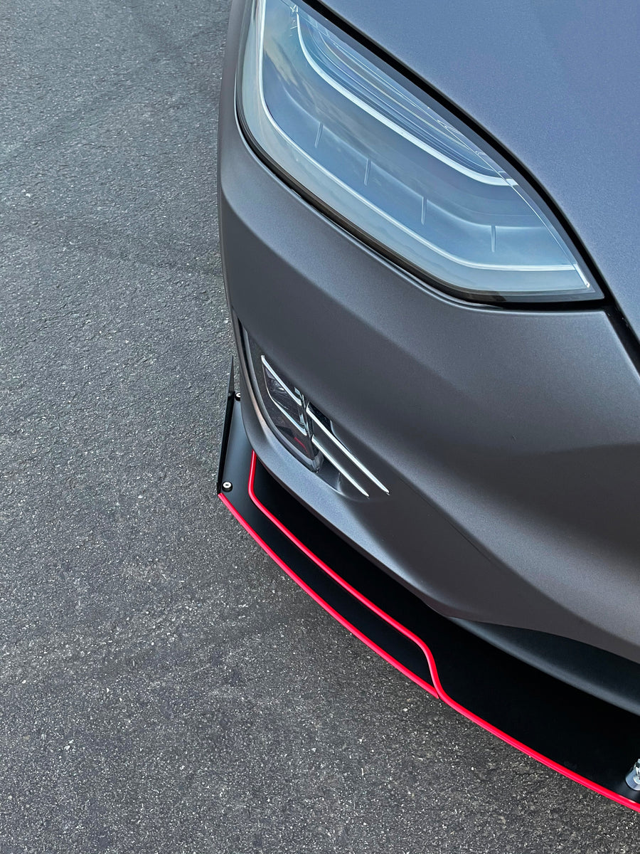Tesla Model X (2015-2020) Front Splitter