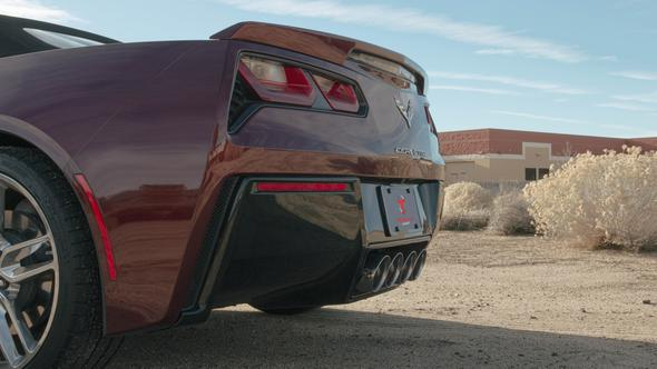 Chevrolet Corvette C7 (2014-2019) Catback Exhaust by Thermal R&D