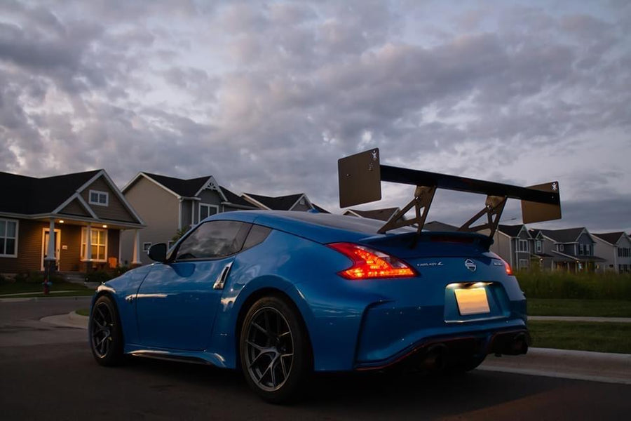 THE BIG WANG KIT FOR 370Z