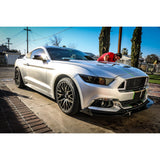 Ford Mustang (2015-2017) Front Splitter V1 + Under Tray - FS Performance Engineering
