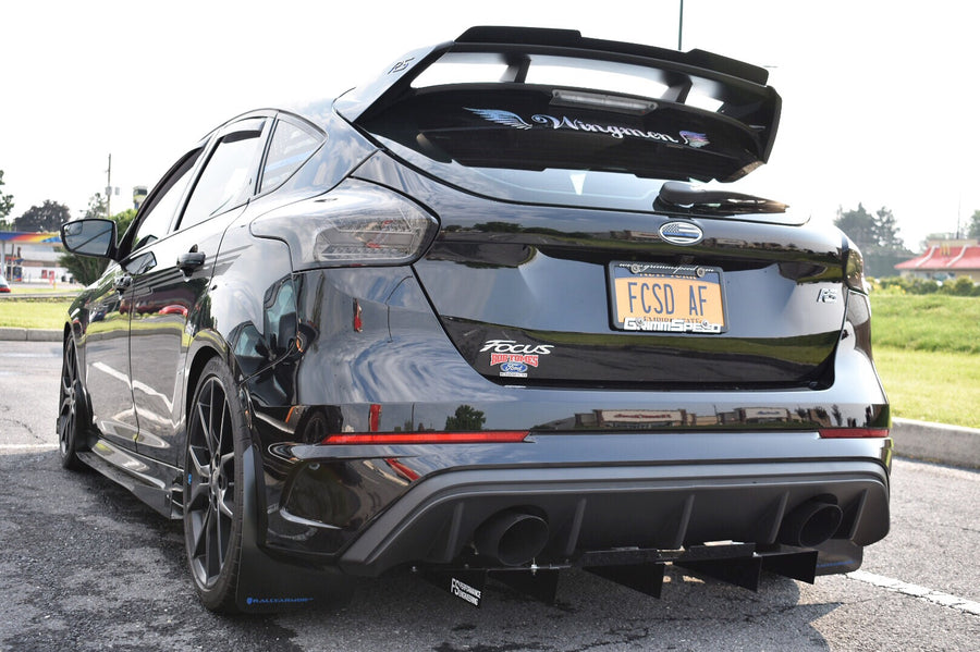 Ford Focus RS 2016-2018 Rear Diffuser