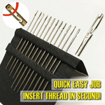 Easy and Quick Threading Needles