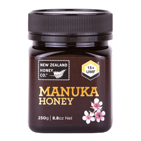 Manuka Honey Jar New Zealand