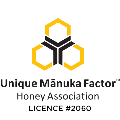UMFHA - Unique Manuka Factor Honey Association Logo