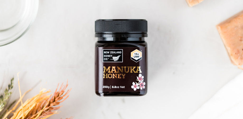 Photo of New Zealand Honey Co. Manuka Honey Jar
