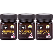 New Zealand Honey Co. Manuka Honey UMF 5+ / MGO 83+| 3 x Value Pack