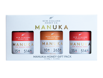 Manuka Honey Gift Pack