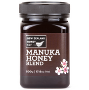 Jar of Manuka Honey Blend 500g from New Zealand Honey Co