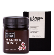 Jar of Manuka Honey MGO 80+ 250g with Retail Box