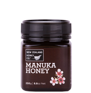 Jar of Manuka Honey MGO 80+ 250g from New Zealand Honey Co
