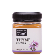 Jar of Thyme Honey 250g from New Zealand Honey Co