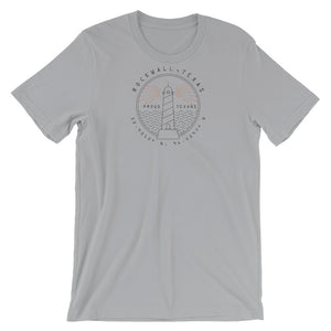 Rockwall Texas Short-Sleeve Unisex T-Shirt