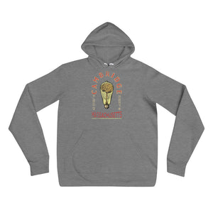 Cambridge, Massachusetts Unisex Hoodie