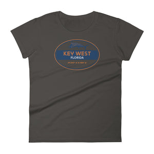 Key West, Florida Women's Short Sleeve T-shirt