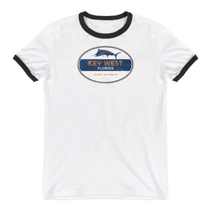 Key West, Florida Ringer T-Shirt