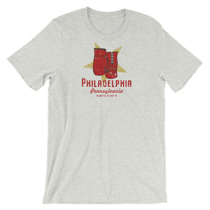 Philadelphia, Pennsylvania Short-Sleeve Unisex T-Shirt
