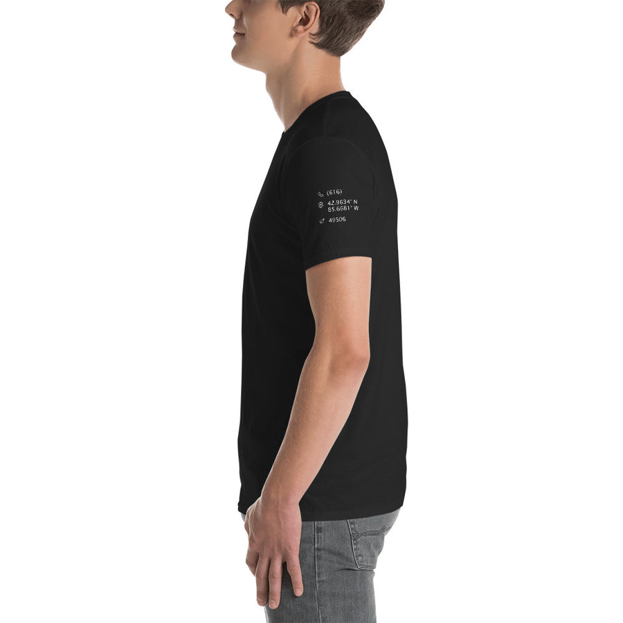 Grand Rapids, Michigan Short-Sleeve Unisex T-Shirt