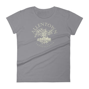 Allentown, Pennsylvania Women's Short Sleeve T-shirt