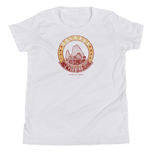 Orlando, Florida Youth Short Sleeve T-Shirt
