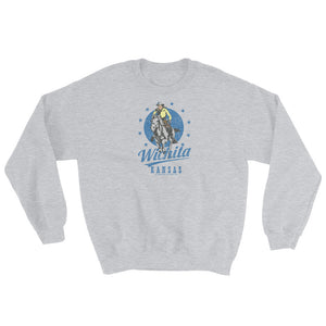 Wichita, Kansas Sweatshirt