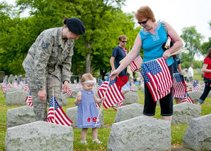 3 Ways To Make Your Child's Memorial Day Special