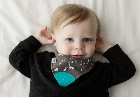 Bandana Bib Teether