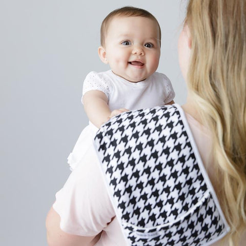 Burp Cloth Pocket Burper