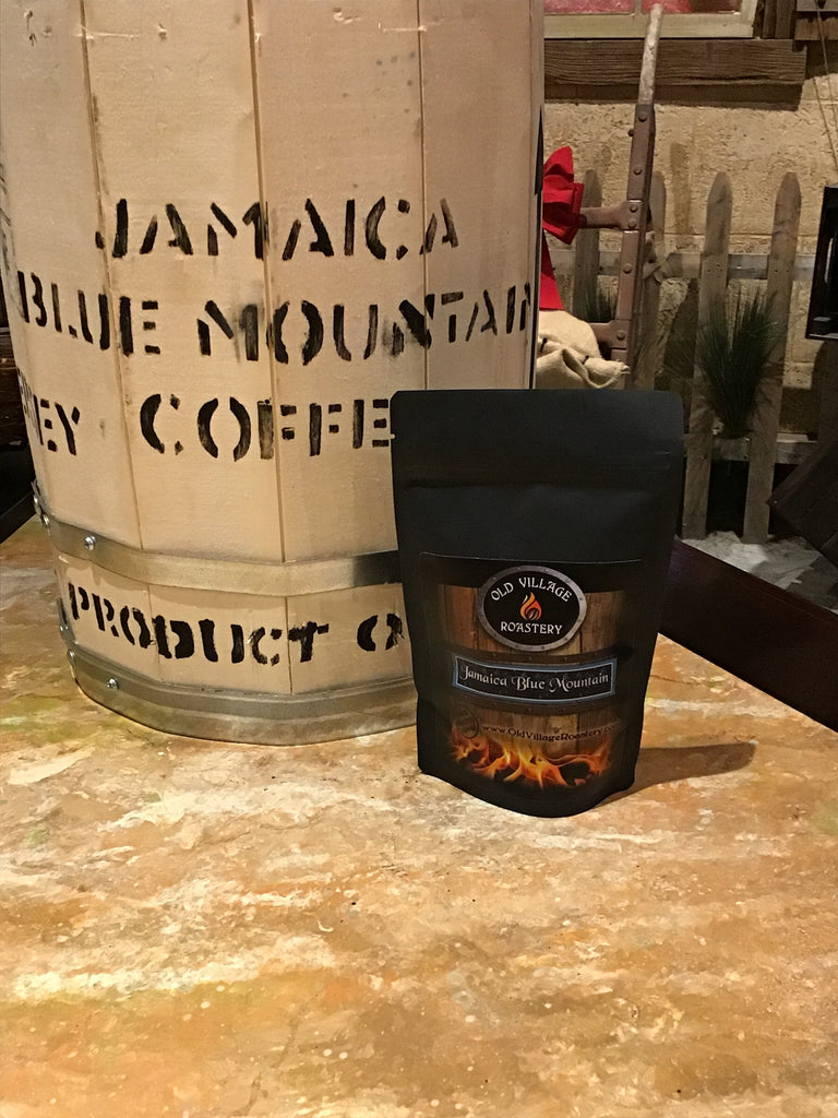 4 oz Jamaican Blue Mountain