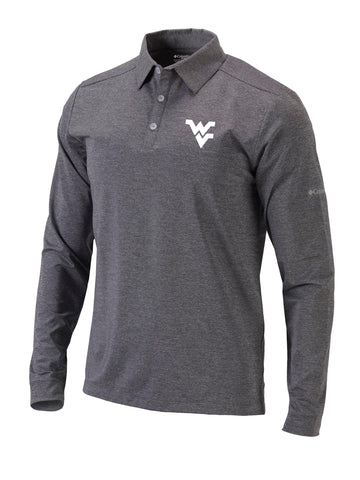 COLUMBIA MEN'S L/S POLO