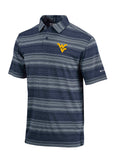 COLUMBIA MEN'S OMNI WICK SLIDE POLO