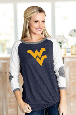 WOMEN'S BEST IN THE GAME ELBOW PATCH TUNIC