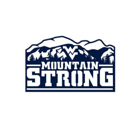 MOUNTAIN STRONG SIGN