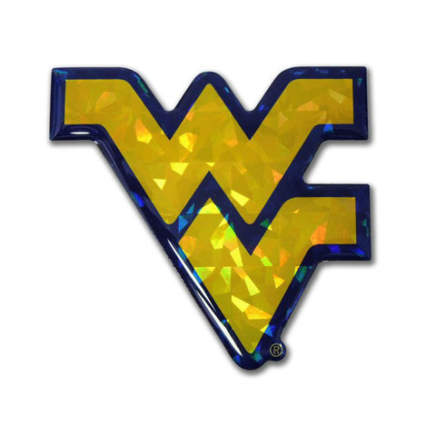 AUTO REFLECTIVE DECAL GOLD WV
