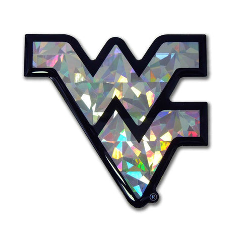 REFLECTIVE DECAL SILVER WV