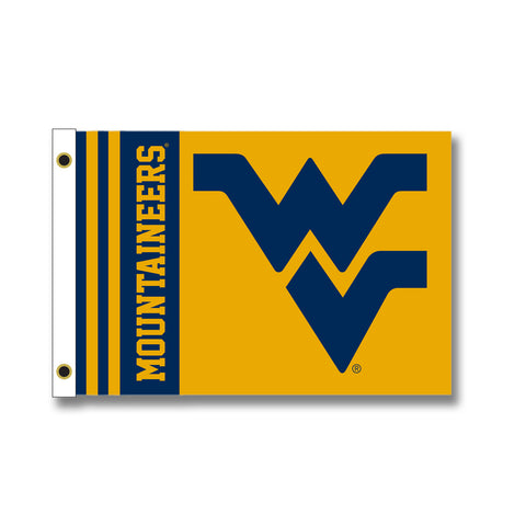 WV TAILGATING FLAG