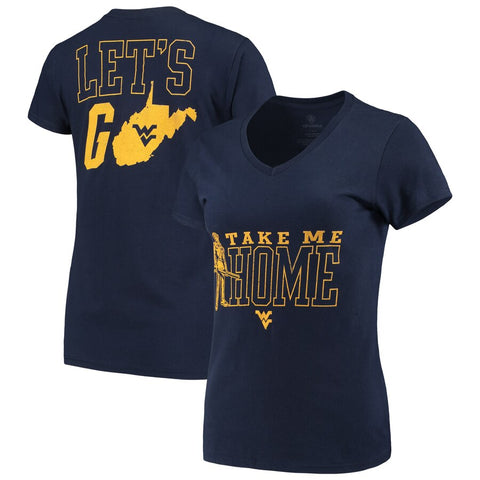 TOP OF THE WORLD WOMEN'S ULTIMATE FAN TEE