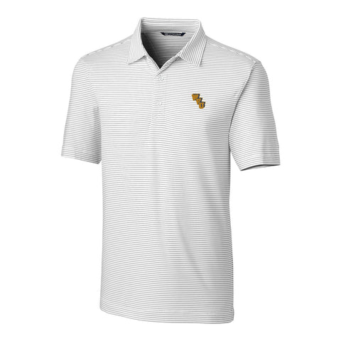 CUTTER AND BUCK PENCIL POLO