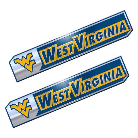 WEST VIRGINIA TRUCK EDITION BADGE