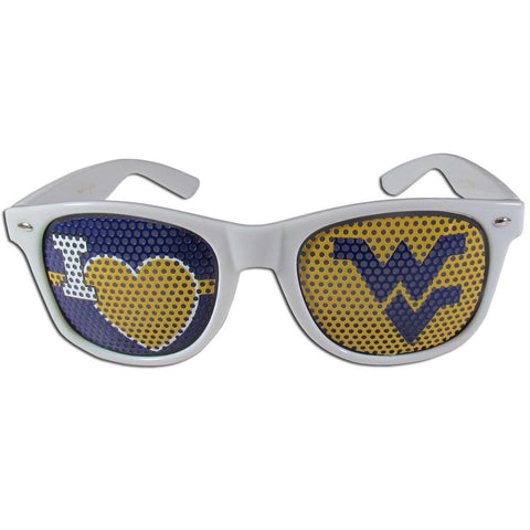 I HEART WV SUNGLASSES WHITE