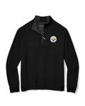 TOMMY BAHAMA MEN'S STEELERS (REVERSIBLE) FULL ZIP