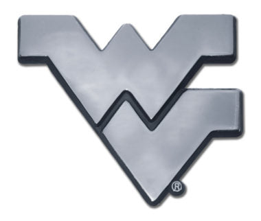 CHROME WV EMBLEM