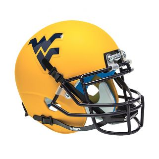 WVU GOLD MINI HELMET
