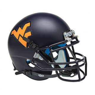 WVU NAVY MINI HELMET