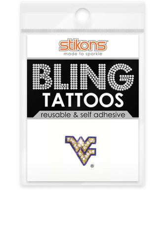 BLING FACE TATTOOS