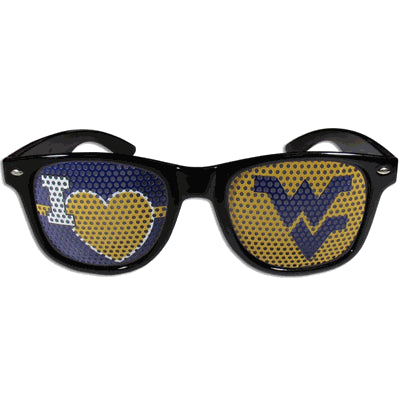 I HEART WV SUNGLASSES BLACK